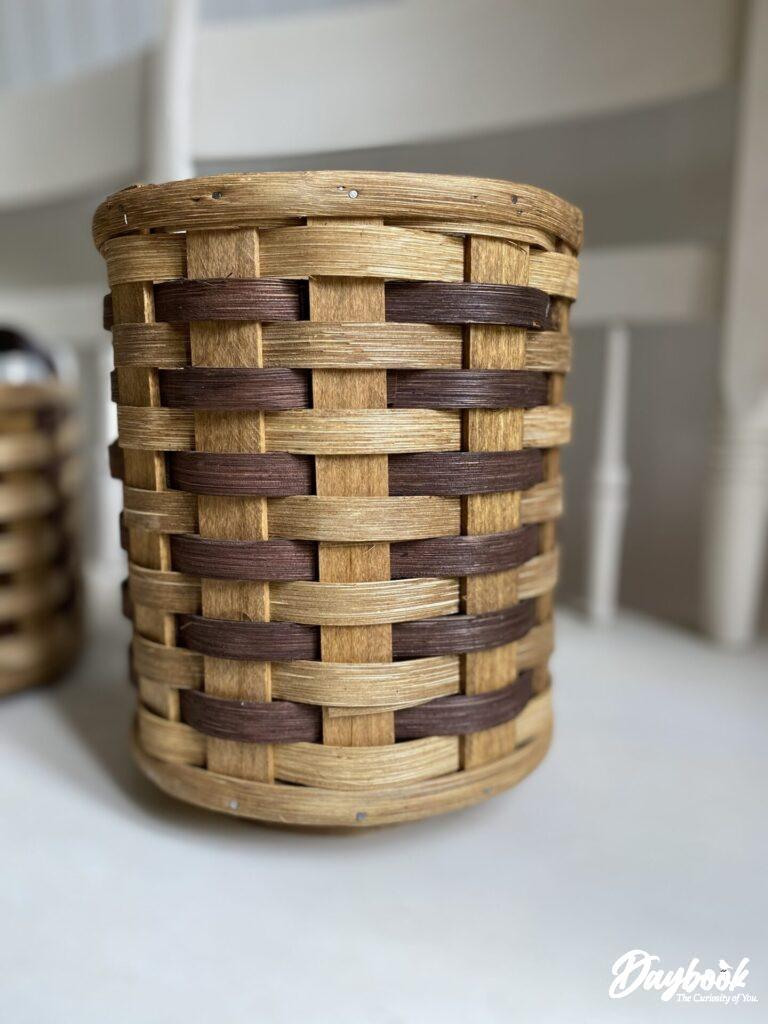 Amish basket