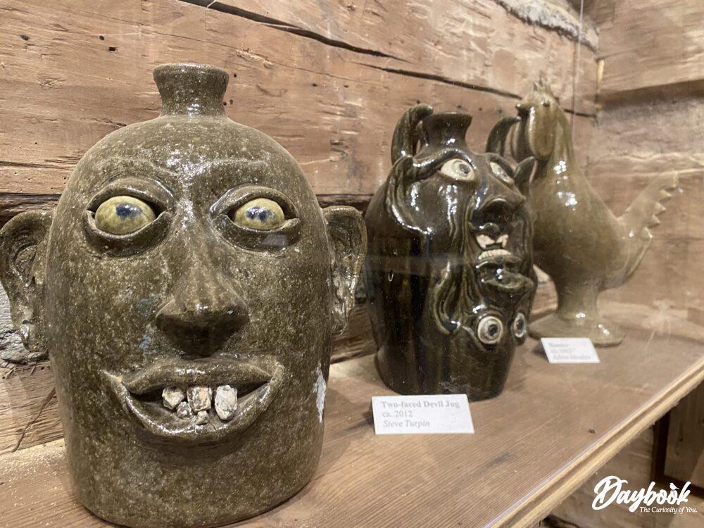 clay jugheads